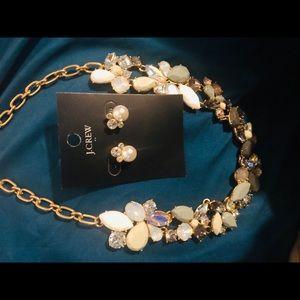 J Crew necklace set
